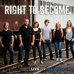 Right to Become - Live on 107.5 Alive FM